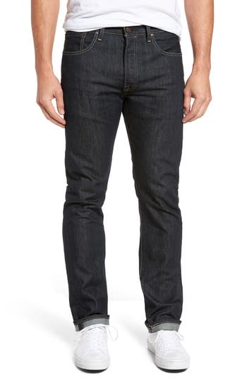 1950s Style Men's Pants Mens Levis 501 Original Fit Straight Leg Jeans $69.50 AT vintagedancer.com