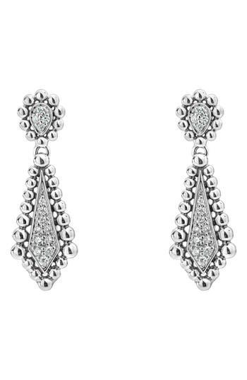 Women's Lagos Caviar Spark Diamond Earrings