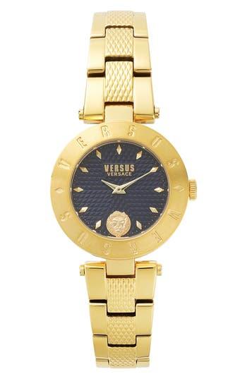 Women's Versus By Versace New Logo Bracelet Watch, 34Mm