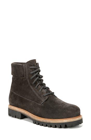 Vince Farley Platform Combat Boot, Grey