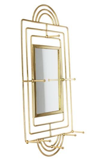 Eightmood Mekong Wall Mirror, Size One Size - Metallic