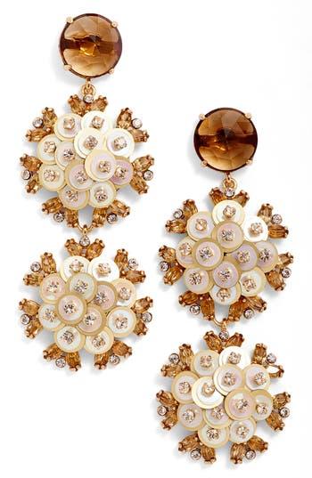 Women's Kate Spade New York Be Bold Triple Drop Earrings