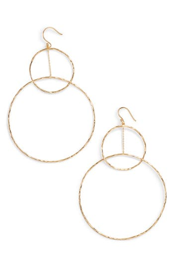 Women's Gorjana Large Drop Earrings