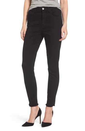 Women's Current/elliott The Super High Waist Stiletto Ankle Skinny Jeans