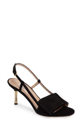 Women's Valentino Garavani Bowow Slingback Sandal
