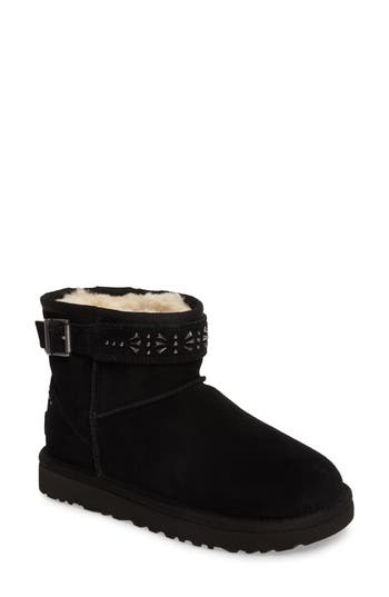Ugg Jadine Boot, Black