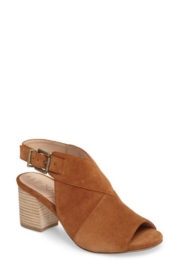 Sole Society Zuma Peep Toe Bootie