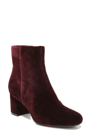 Naturalizer Westing Bootie N - Red