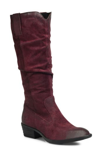 B?rn Barren Boot, Burgundy