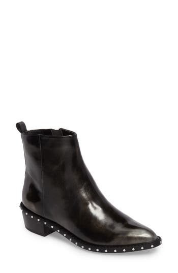 Linea Paolo Tailor Studded Bootie