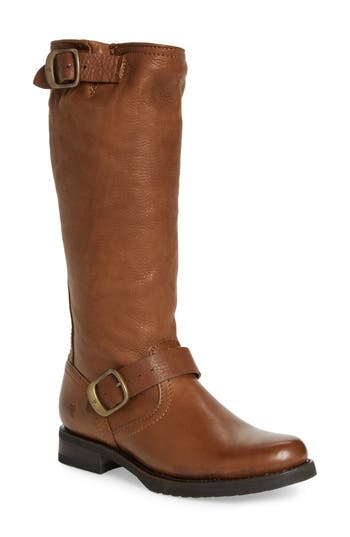 Women's Frye 'Veronica Slouch' Boot, Size 5.5 M - Brown