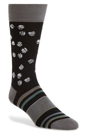 Men's Bugatchi Cotton Blend Socks
