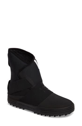 Women's Y-3 Sno Foxing High Top Sneaker