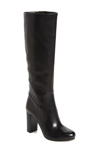 Michael Michael Kors Janice Knee High Boot, Black
