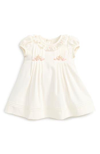 Infant Girl's Luli & Me Viyella Pleated Dress