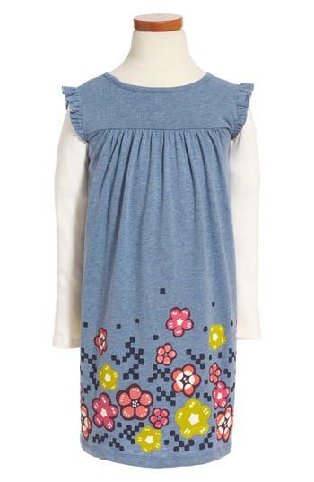 Girl's Tea Collection Mackintosh Mighty Dress