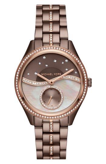 Women's Michael Kors Lauryn Celestial Bracelet Watch, 38Mm