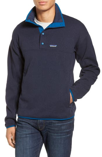 Patagonia Lightweight Better Sweater Pullover, Blue