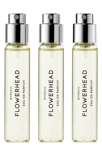 Byredo Flowerhead Eau De Parfum Travel Spray Trio