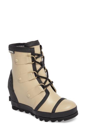 Sorel Joan Wedge Rain Boot