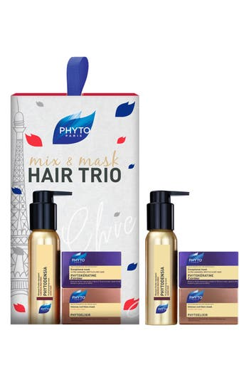 Phyto Mix & Mask Hair Trio, Size One Size