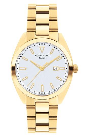 Women's Movado Heritage Datron Bracelet Watch, 31Mm