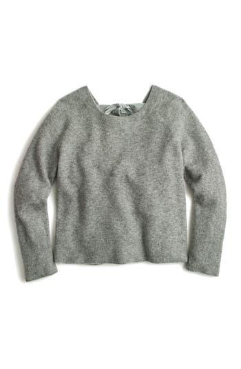 Women's J.crew Voletta V-Back Sweater