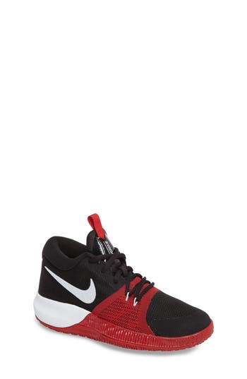 Boy's Nike Zoom Assersion Basketball Shoe