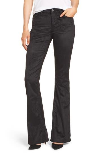 Women's 7 For All Mankind Ali Velvet Wide Leg Jeans