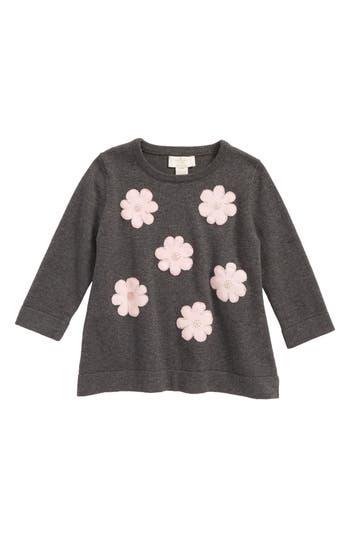 Girl's Kate Spade New York Swing Sweater