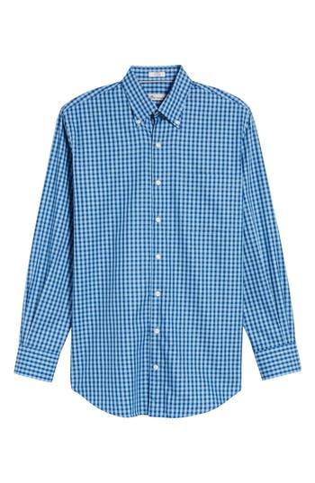 Men's Peter Millar Regular Fit Check Sport Shirt