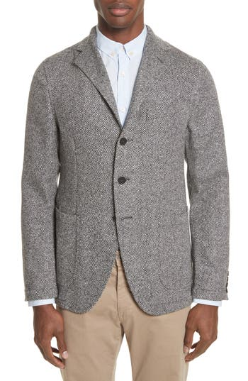 Men's Eidos Napoli Wool Blend Sport Coat