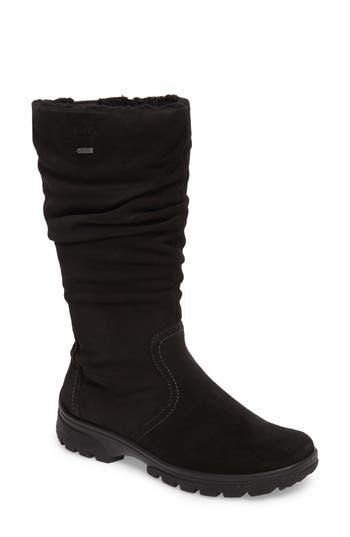 Ara Sydney Waterproof Gore-Tex Boot, Black