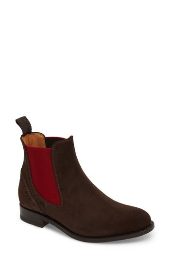 Ariat Benissa Lux Chelsea Boot- Brown