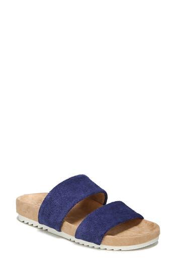 Women's Naturalizer Amabella Slide Sandal, Size 5 M - Blue