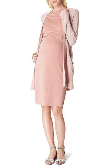 Noppies Annefleur Maternity Sheath Dress, Pink