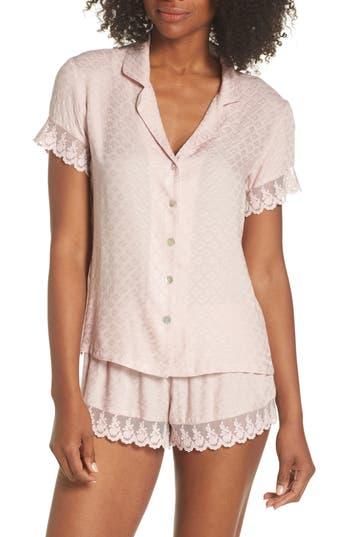 Flora Nikrooz Laurel Short Pajamas, Pink