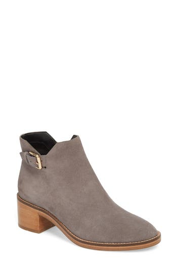 Cole Haan Harrington Grand Buckle Bootie, Grey