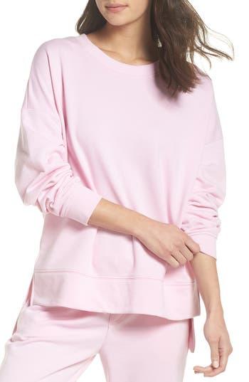 Alternative French Terry Sweatshirt, Pink