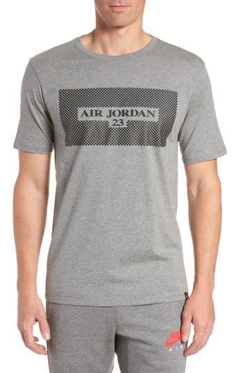 Nike Jordan Air Jordan 23 T-Shirt, Grey