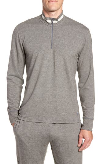 Polo Ralph Lauren Half-Zip Pullover, Grey