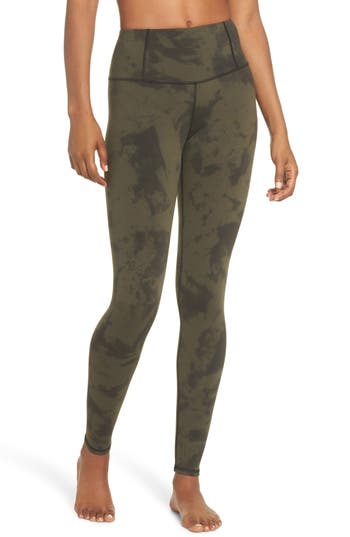 Electric & Rose Ashland Leggings, Green