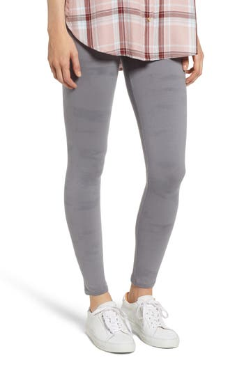 Nordstrom Go-To High Waist Leggings, Grey