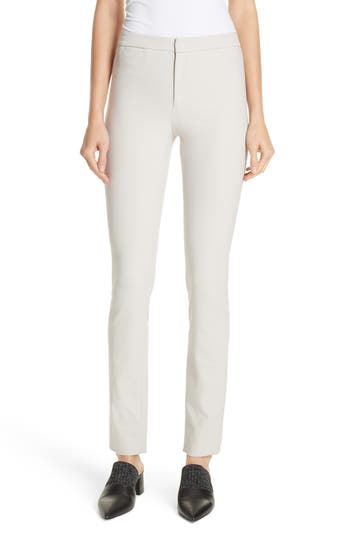 Vince Coin Pocket Leggings, Ivory