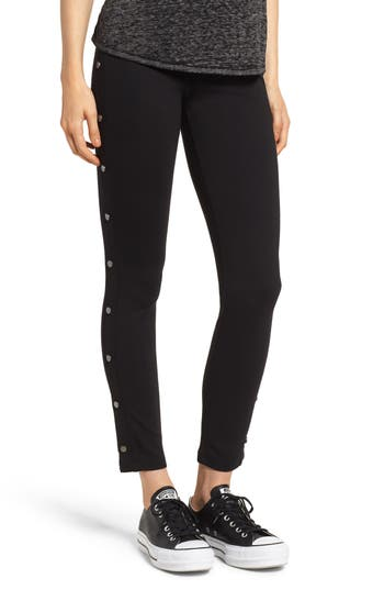 Lysse Elsa Leggings, Black