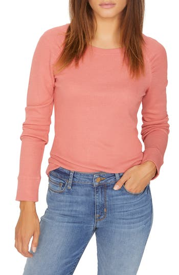 Kenzie Thermal Pullover, Babydoll