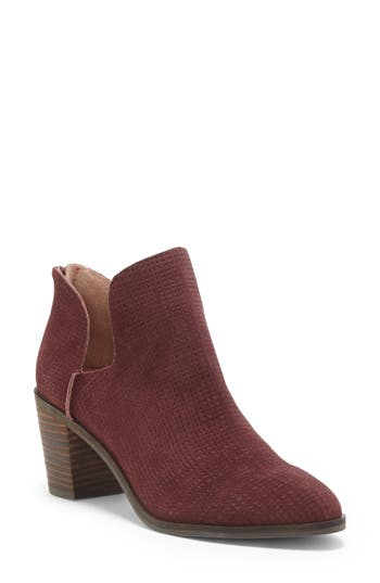 Lucky Brand Powe Bootie, Purple