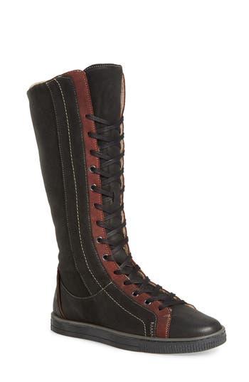 Cloud Nirvana Wool Lined Boot - Black