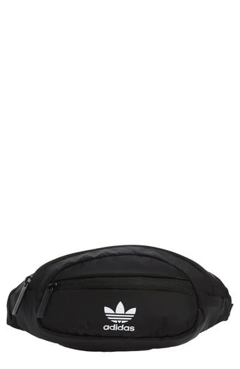 Waist Bag - Black, Black/ White
