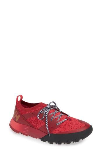 Loke Dash Trail Sneaker, Plum/ Goji Berry/ Persia